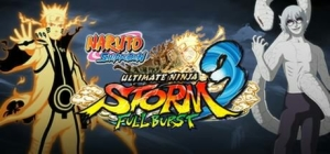 Naruto Ultimate Ninja Storm 3 Full Burst