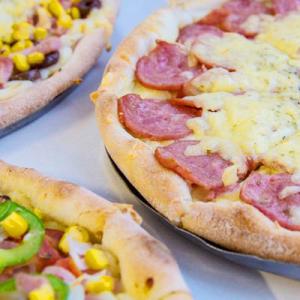 Rodízio de pizzas em Belo Horizonte - R$ 18,90