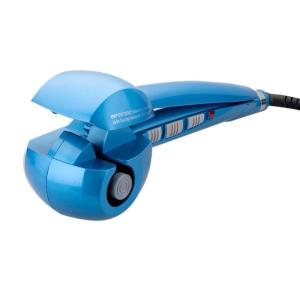 Submarino - Modelador De Cachos Nano Titanium Cacheador Bivolt Azul - Miss Rose