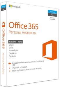 Office 365 Personal por R$79,90