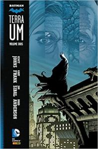 HQ - Batman. Terra Um - Volume 2 (Capa Dura) - R$ 17,90