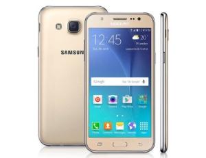 """Samsung Galaxy J5 Duos Metal Dourado por R$682,70 - Smartphone com Tela 5,2"""", 4G, 16 GB e Câmera de 13 MP por R$ 682"""