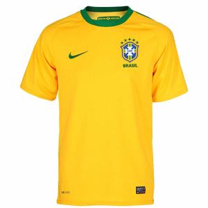 Camisa Nike Brasil CBF Torcida 2014 - Masc/Poliéster - só R$ 59,90