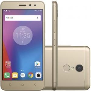 Smartphone Lenovo Vibe K6 32GB 4G Dual Desbloqueado Dourado por R$ 800