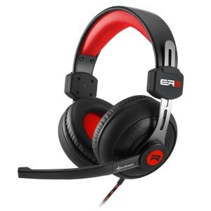 Headset Sharkoon com Microfone RUSH ER2 - Várias cores - por R$ 129,90  (BOLETO)