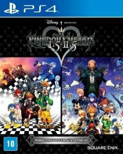 Jogo Kingdom Hearts HD 1.5 + 2.5 Remix PS4 - R$158