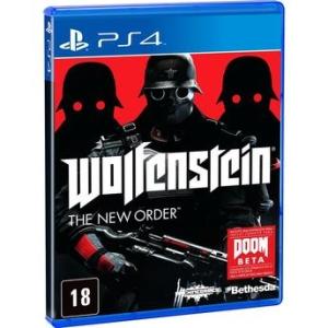 Wolfenstein: The New Order - PS4 - $59