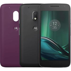 Smartphone Moto G4 Play DTV Colors Motorola com Tela de 5, 4G, 16 GB e Câmera de 8 MP - XT1603