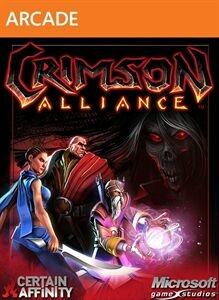 GRÁTIS - Crimson Alliance™ Xbox 360