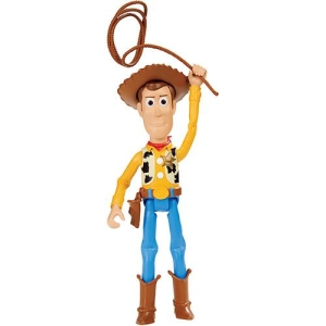 [SHOPTIME] Boneco Woody Cowboy Toy Story 3 Figura Básica Y4713/BFP20 - Mattel