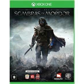 Sombras de Mordor - XBOX One - $59