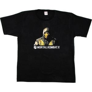 Camiseta Mortal Kombat X - R$14,99