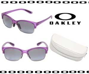 Óculos de Sol Oakley Rsvp Roxo por R$ 198