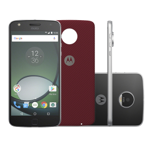 Smartphone Motorola Moto Z Play XT1635-02 - R$1598