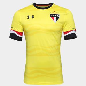 Camisa Under Armour São Paulo III 16/17 s/nº - Jogador  + numero + Nome por R$ 104