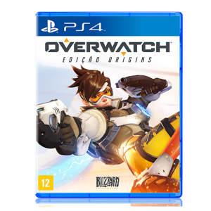 Game Overwatch: Edição Origins - PS4 - R$ 159,99