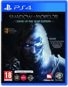 Sombras de Mordor - Edição Completa - PS4 - $45