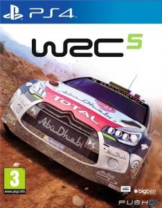 WRC 5 Rally Championship - PS4 - $27