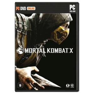 Jogo Mortal Kombat X - PC R$17.91