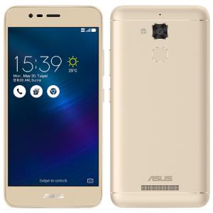 "ZENFONE 3 4G129BR MAX 5.2"" 4G DUAL 16GB DOURADO - R$ 791"