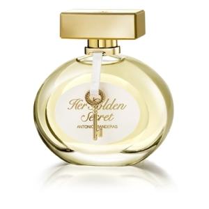Antonio Banderas Perfume Feminino Her Golden Secret EDT 50ml - R$74