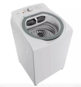 Lavadora Brastemp BWH12AB 12kg Super Filtro Antifiapos – Branca