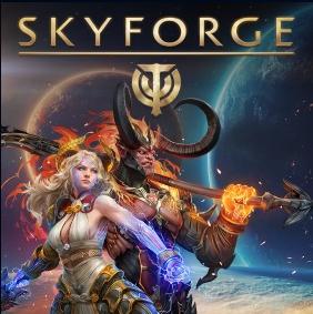 Skyforge - Jogo Free To Play Lançamento PS4