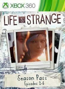 Life is Strange - Xbox 360 | Season Pass (episódios 2-5)