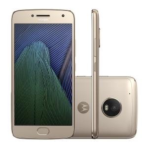 Smartphone Motorola Moto G5 Plus XT1683 32GB por R$ 998