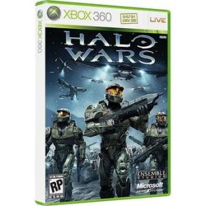 Jogo Xbox 360 Halo Wars Standard - 39,90