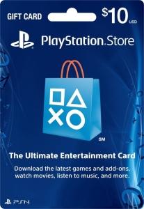PSN Card de 10 dólares por R$22