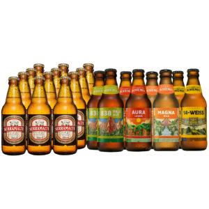 Kit 12 Cervejas Serramalte 300ml + 8 Bohemias Inovação por R$ 55