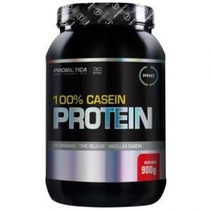 100 % Casein Protein morango 900g - Probiotica por R$ 89