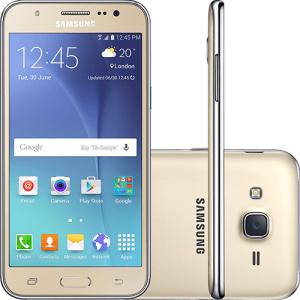 Smartphone Samsung Galaxy J5 Duos Dual Chip por R$ 639