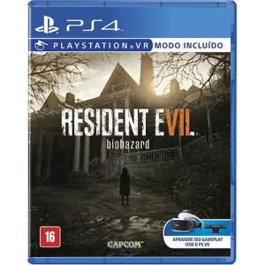 Novo Resident Evil - PS4