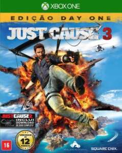 Jogo Just Cause 3 pra Xbox One!