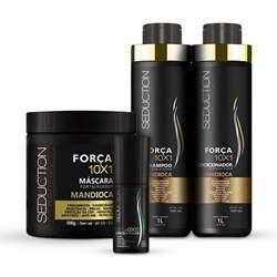 Kit Eico Seduction Força 10x1 Mandioca por R$56,80