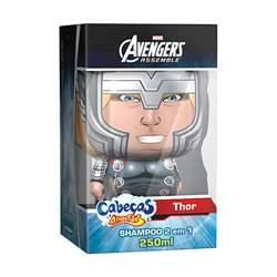 Shampoo 2 em 1 Biotropic Avengers - Thor R$5,99