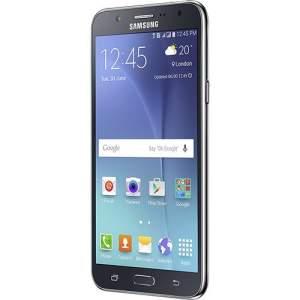 """Smartphone Samsung Galaxy J7  Tela 5.5"""" 1.5GB 4G Câmera 13MP - Preto no cartão shoptime"""