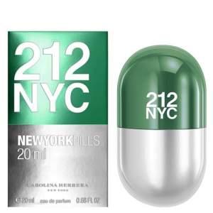 PERFUME 212 NEW YORK PILLS EAU DE TOILLETE FEMININO - DE 199 por 139
