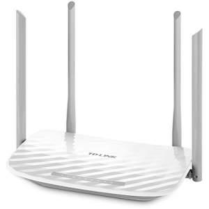Roteador Wireless TP-Link Dual Band 900Mbps AC900 Archer C25 - R$ 135,90 Avista Boleto