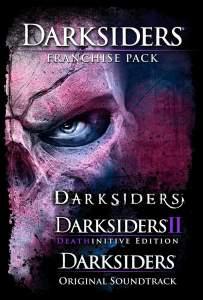 80% de desconto no Darksiders Franchise pack