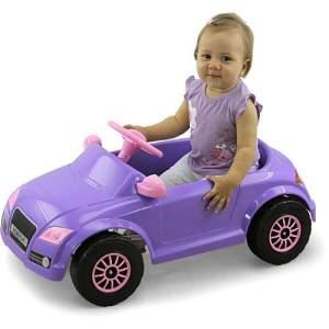 Carro Infantil Audi ATT com Pedal - Homeplay - R$90