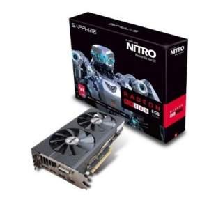 Placa de Vídeo Sapphire Radeon RX 480 8GB por R$ 940