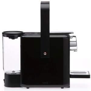 Cafeteira Expresso Delta Q Qosy Automática 19 Bar de Pressão Preta - 110V por R$ 135