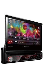 "DVD Player Automotivo Pioneer 7"" - R$ 499,99"