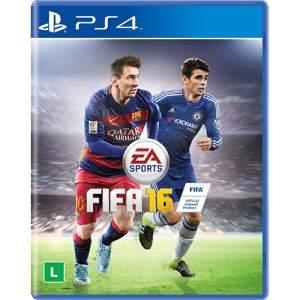 Game - FIFA 16 - PS4 por R$ 40