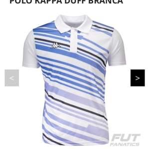 Polo Kappa Duff Branca - R$30