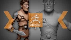 Curso de Zbrush de 22 horas por apenas 25 reais !!!