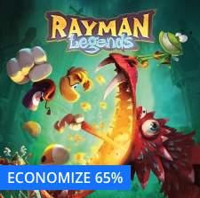 Rayman Legends - PS4 - $34